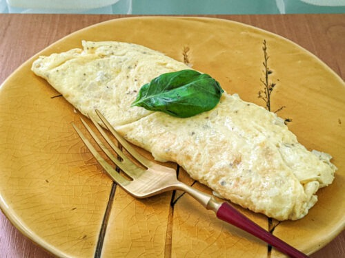 French Omelette With Brie The Technique For A Perfect French Omelette